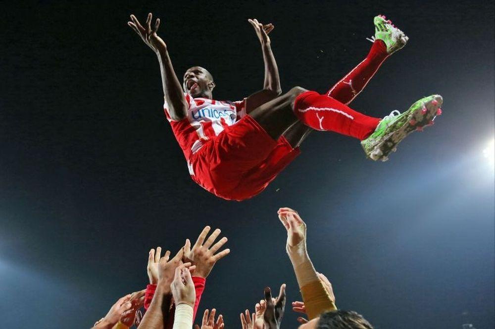 ΑΕΛ Καλλονής – Ολυμπιακός: Αποθέωση για Αμπιντάλ! (video+photos)