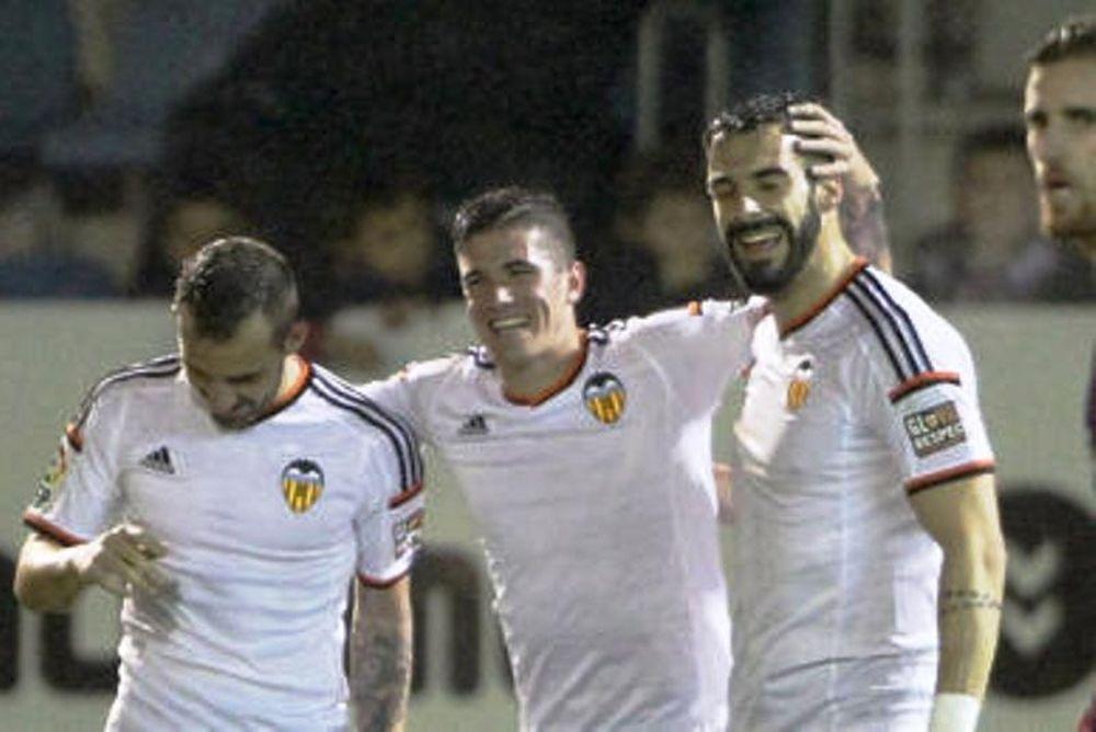 Εϊμπάρ – Βαλένθια 0-1 (video)
