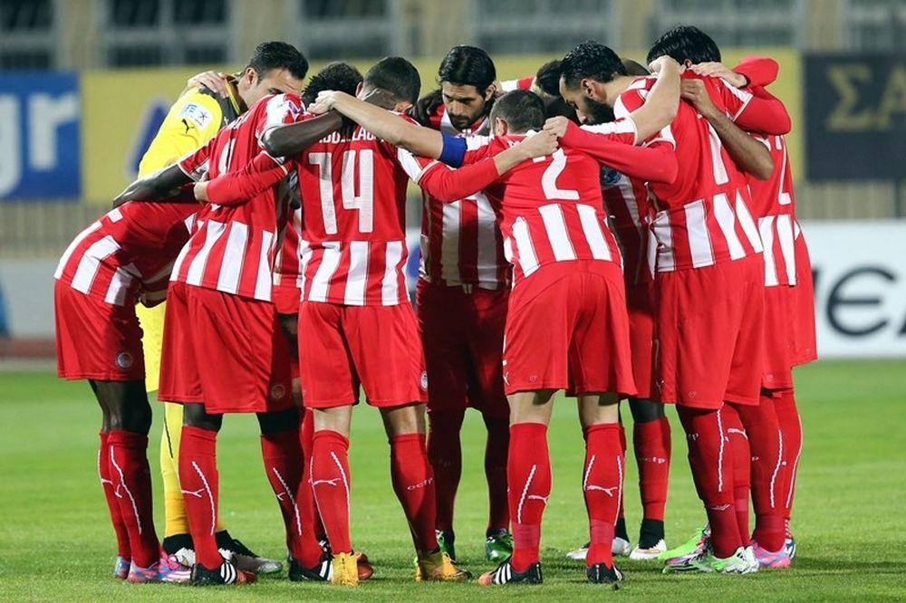 ΑΕΛ Καλλονής - Ολυμπιακός 0-5: Η κριτική των «ερυθρόλευκων»