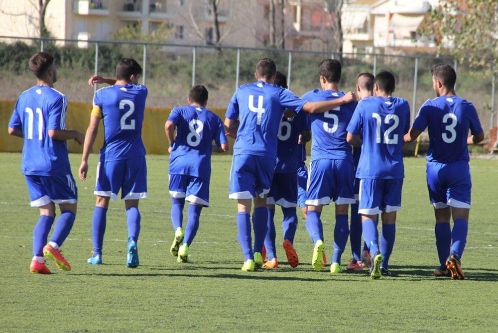 ΑΕΛ Καλλονής – Ολυμπιακός 1-1 (Κ20)