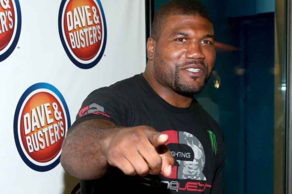 Στην Ελλάδα ο «Rampage» Jackson, ίσως και στο UFC