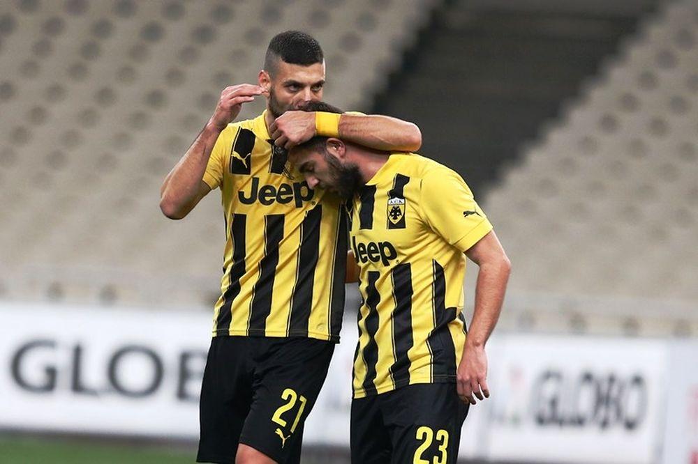 Αραβίδης: «Στο Champions League με την ΑΕΚ»