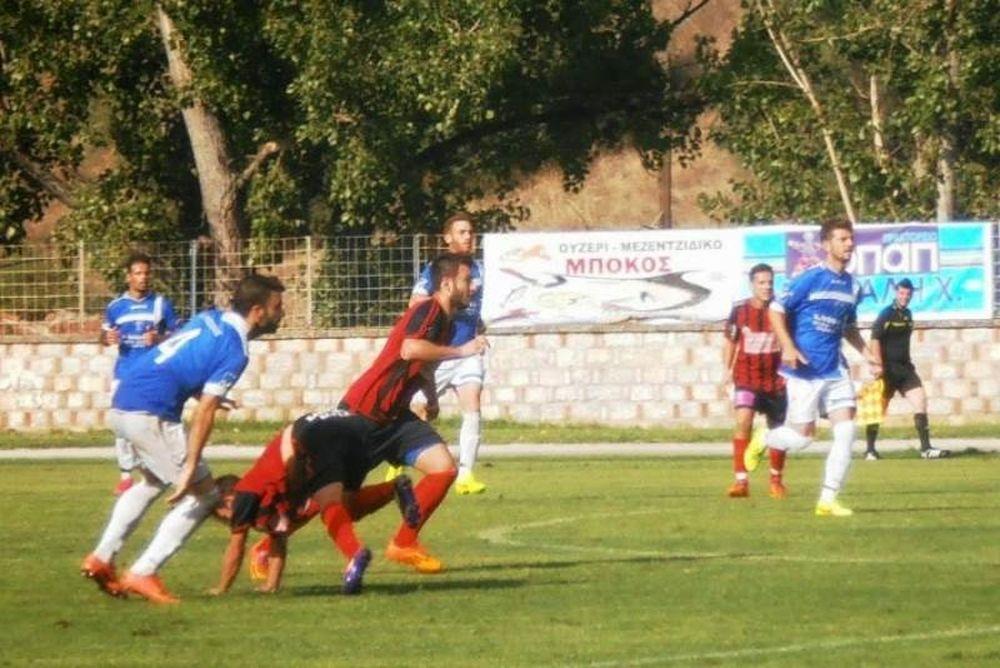 Αχιλλέας Νεοκαισάρειας – Ρήγας Φεραίος  0-0