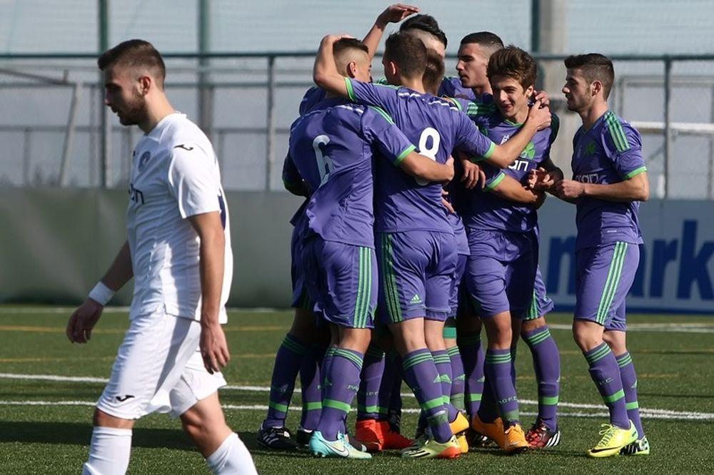 Παναθηναϊκός – Κέρκυρα 6-0 (Κ20 - photos)