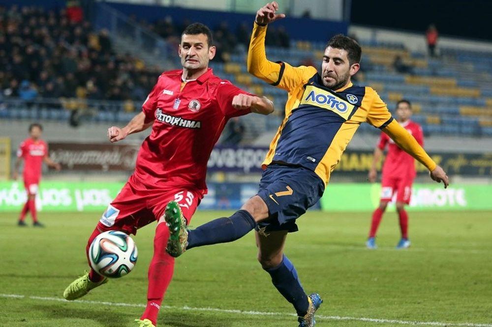 Αστέρας Τρίπολης - Skoda Ξάνθη 2-1: Τα γκολ του αγώνα (video)