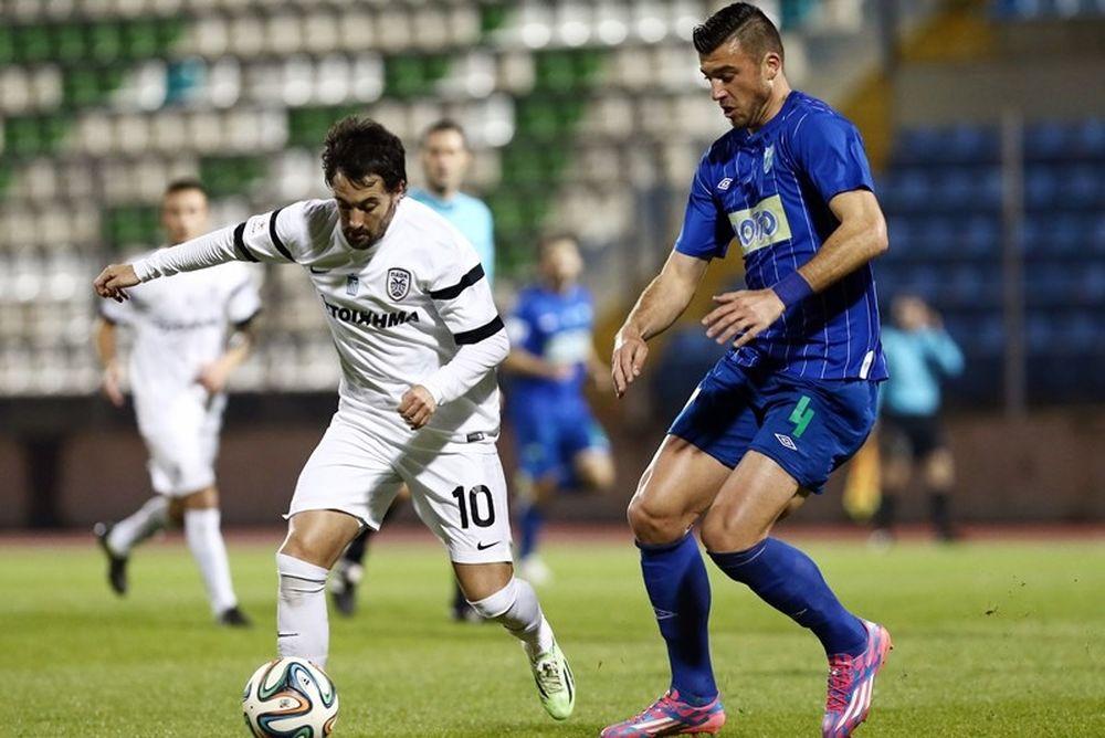 Λεβαδειακός - ΠΑΟΚ 1-2: Τα γκολ του αγώνα (video)
