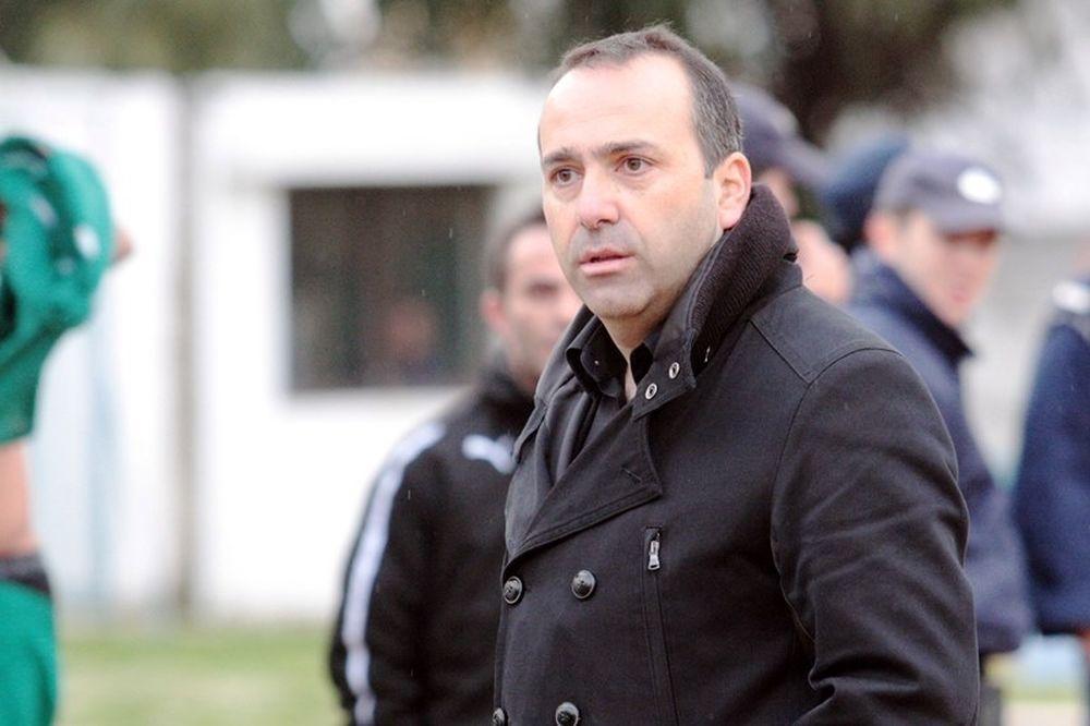 Αμανατίδης: «Δεν πήραμε τίποτα μέσα από το γήπεδο»