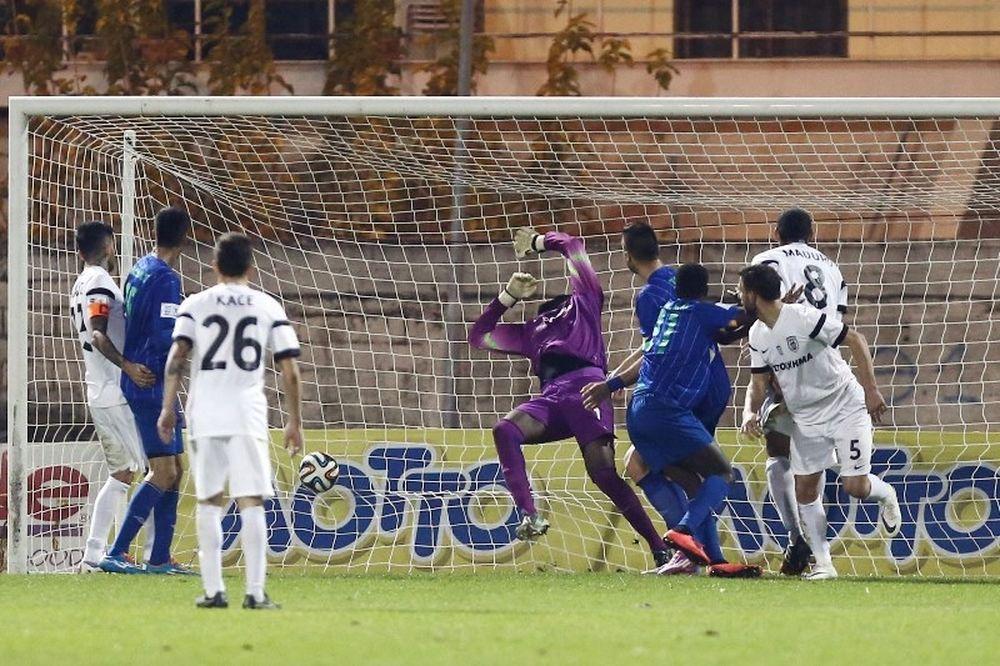 Λεβαδειακός - ΠΑΟΚ 1-2: Τα γκολ και οι καλύτερες φάσεις (video)