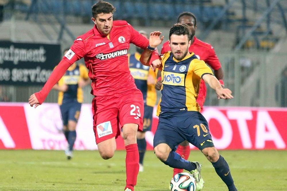 Αστέρας Τρίπολης - Skoda Ξάνθη 2-1: Τα γκολ και οι καλύτερες φάσεις (video)