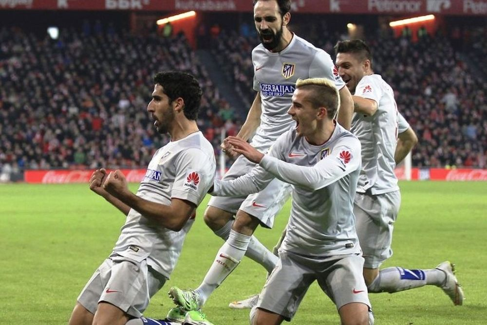 Αθλέτικ Μπιλμπάο – Ατλέτικο Μαδρίτης 1-4 (videos)