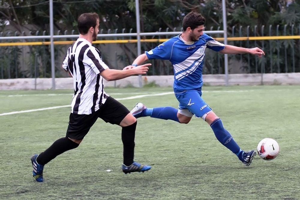 ΠΑΟ Κρουσώνα – Ιωνικός 2-0
