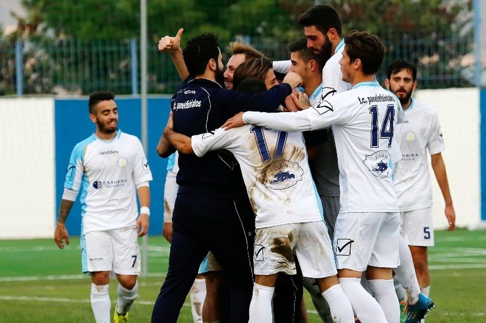 ΑΟ Λουτράκι - Πανελευσινιακός 0-2