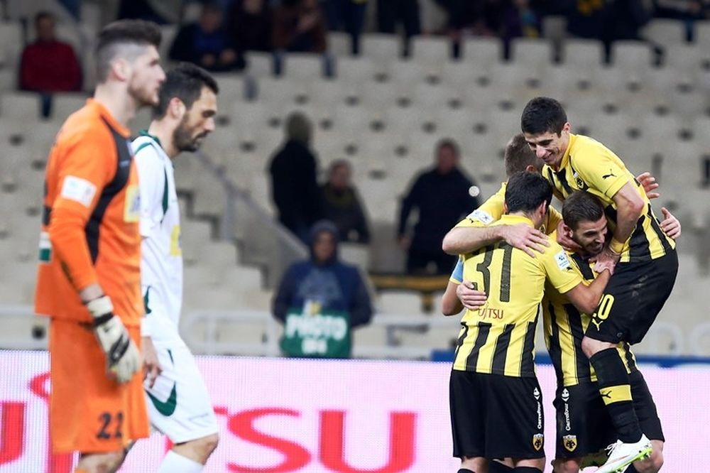 ΑΕΚ – Ηρακλής Ψαχνών 5-1: Τα γκολ του αγώνα (video)