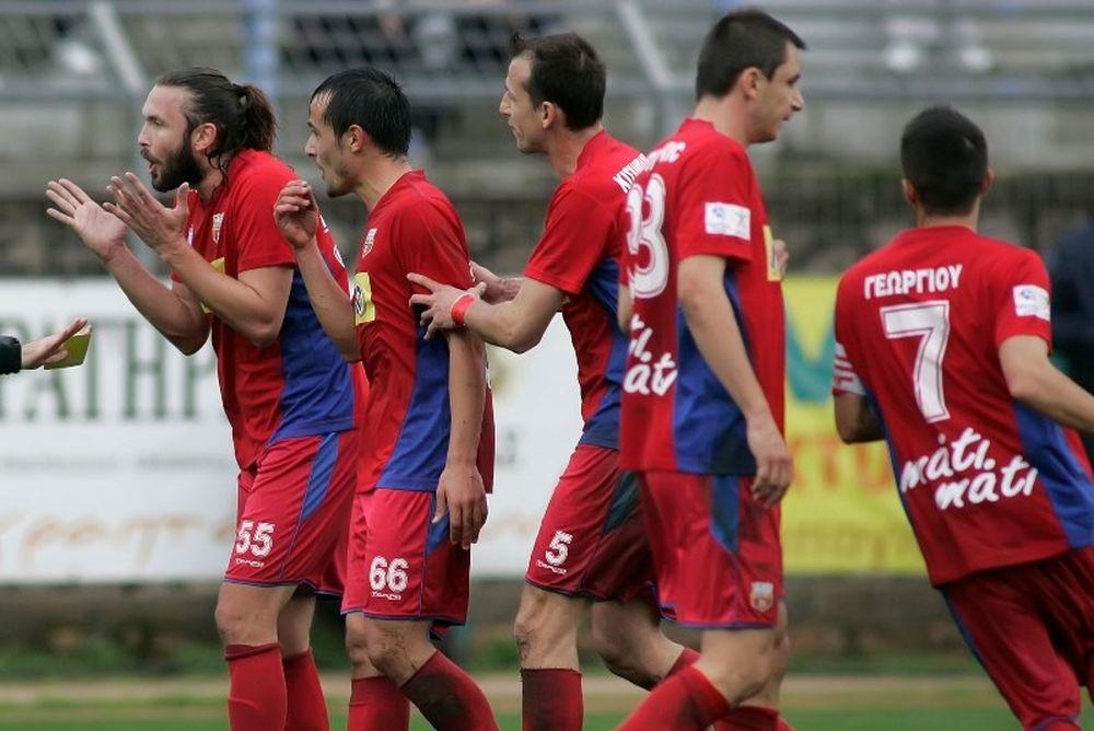 Τύρναβος – Αιγινιακός 0-0