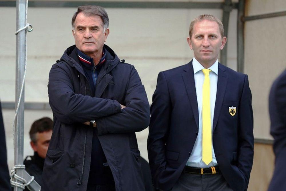 Μπάγεβιτς: «Κοιτάμε μόνο την επιστροφή»
