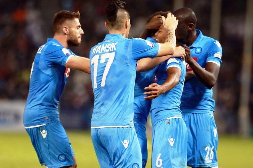 Γιουβέντους – Νάπολι 2-2 (5-6 πέναλτι)
