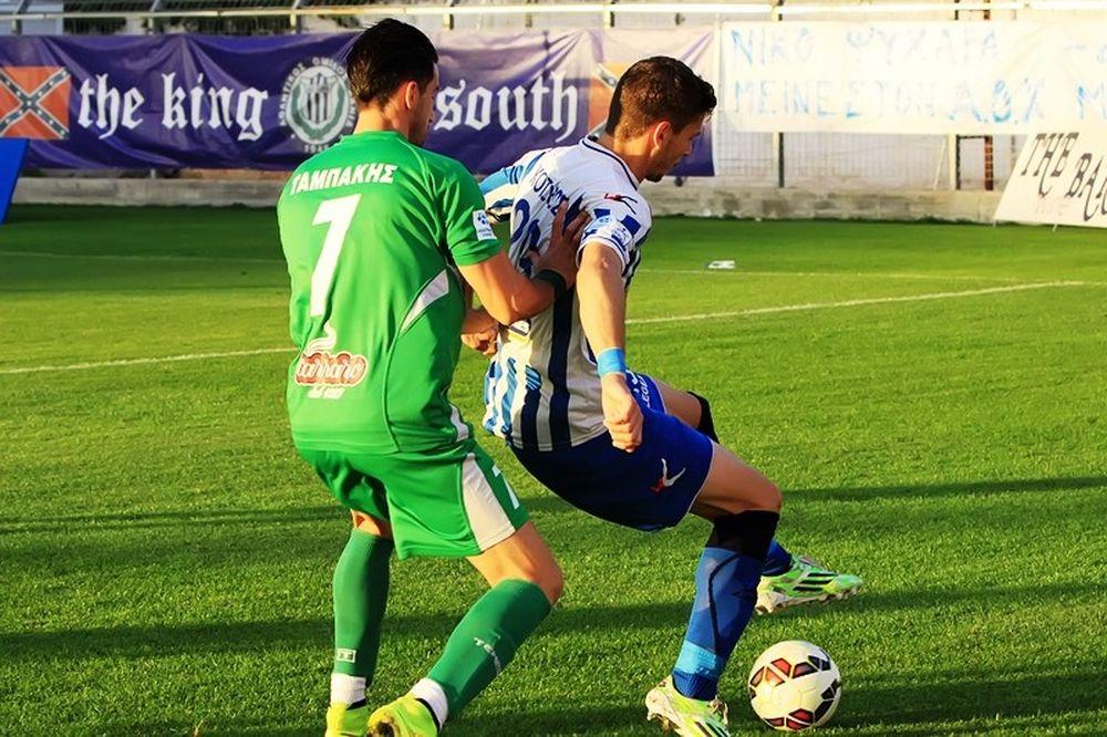 Χανιά – Αχαρναϊκός 2-2: Τα γκολ του αγώνα (video)