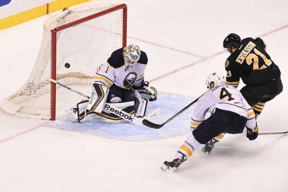 NHL: Νέα «χρυσό» γκολ για Eriksson (videos)