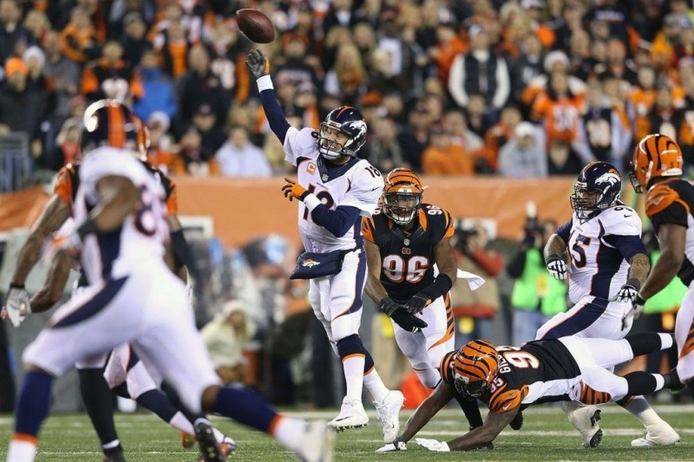 NFL: Στα playoffs οι Μπένγκαλς (videos)
