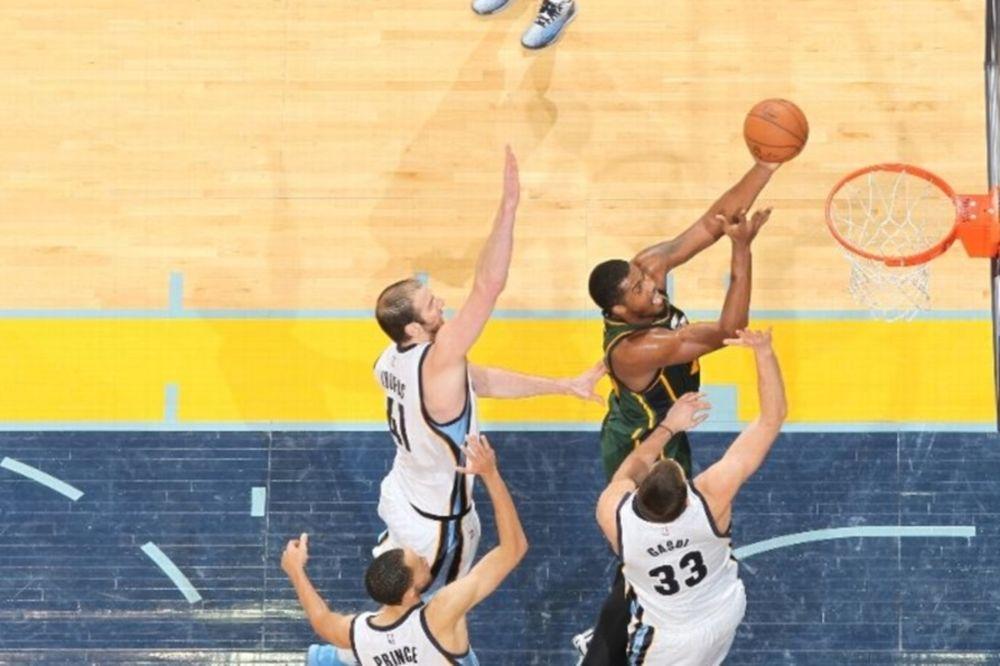 NBA: Βασικός ο Κουφός, στον πάγκο ο Καλάθης
