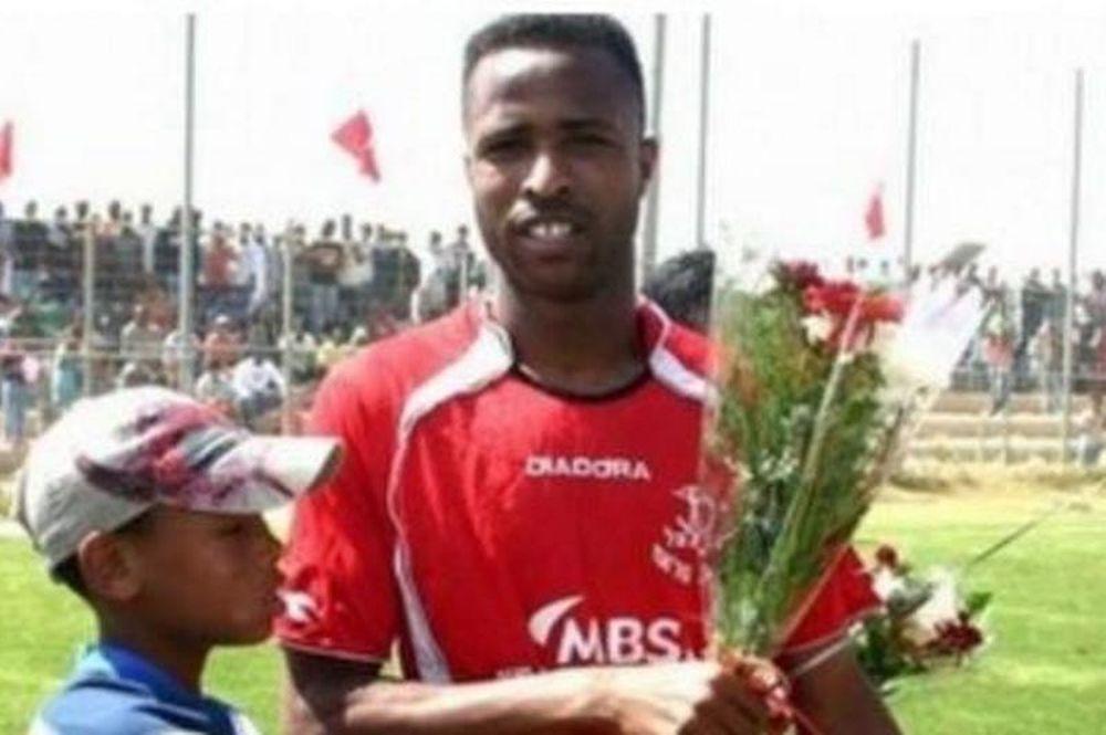 Αποκλεισμός ενός …αιώνα για Παλαιστίνιο παίκτη