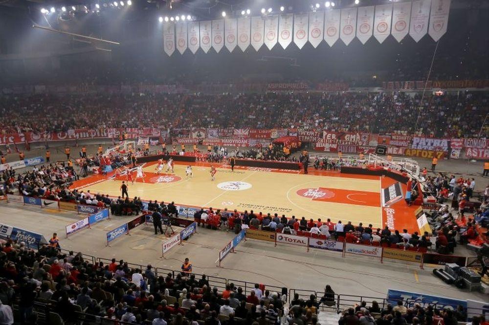 Ολυμπιακός – Παναθηναϊκός: Τα μέτρα στο ΣΕΦ