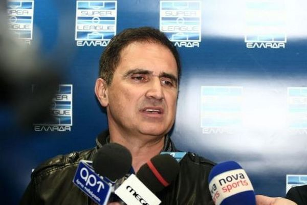 Super League: Συνάντηση Μποροβήλου με ΠΣΑΠ