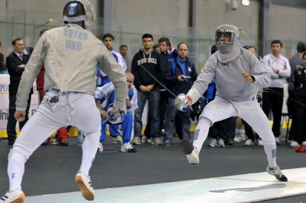 Ξιφασκία: 4 ελληνικές προκρίσεις στους Ευρωπαϊκούς Αγώνες