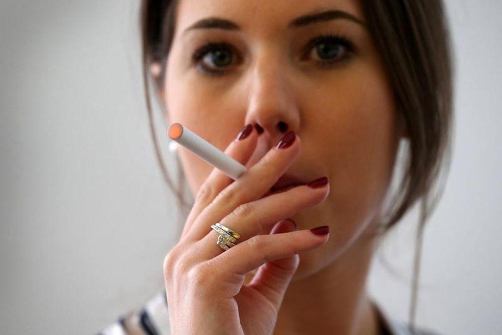 Το ηλεκτρονικό τσιγάρο βοηθά στη διακοπή του καπνίσματος