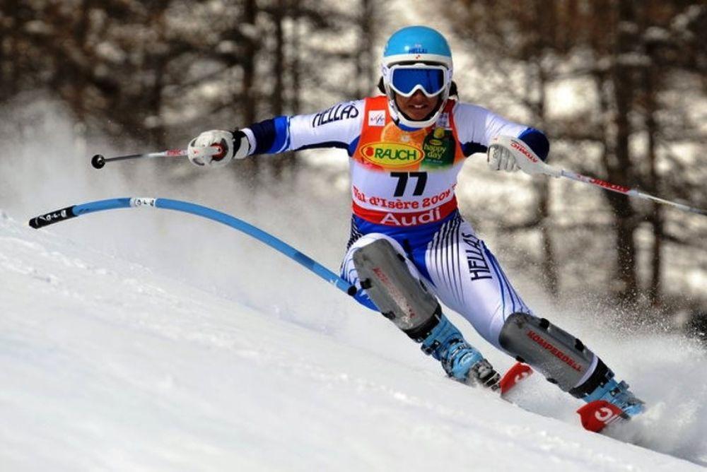 Χιονοδρομία: Αργυρό για την Ράλλη στη Βουλγαρία