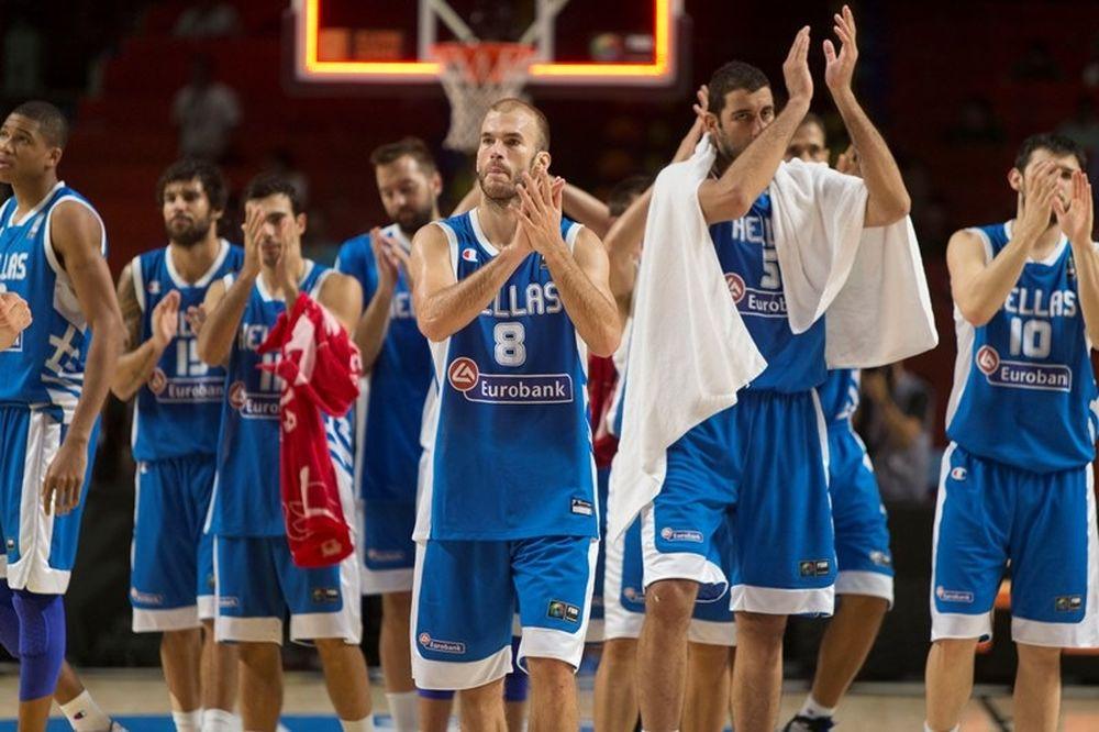 Εθνική Μπάσκετ Ανδρών: Δυνατά φιλικά ενόψει Ευρωμπάσκετ