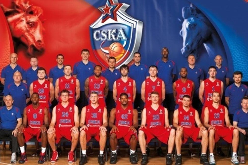 ΤΣΣΚΑ Μόσχας: Νέα εποχή, καλύτερο μπάσκετ! (photos+videos)