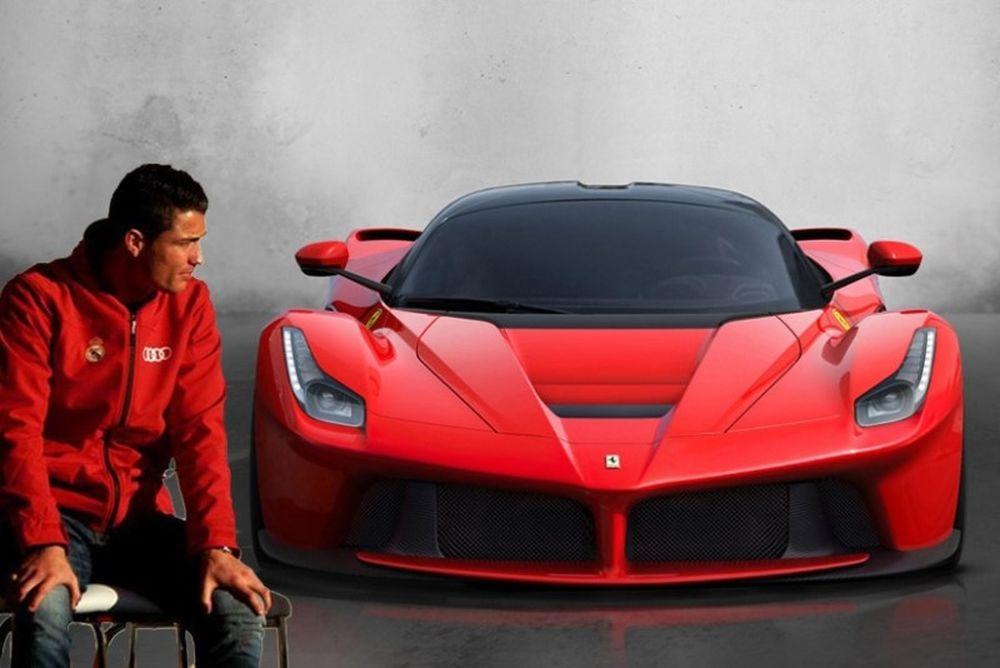 Τα 10 ακριβότερα αυτοκίνητα ποδοσφαιριστών (video+photos)