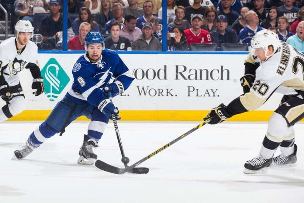 NHL: Χατ τρικ για Tyler Johnson (videos)
