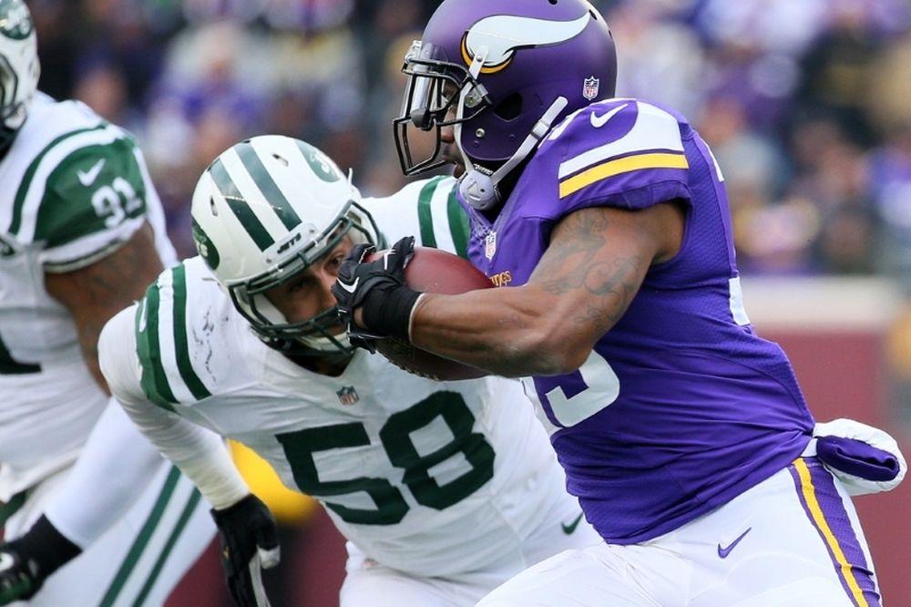NFL: Τέλος ο Ben Tate από Βάικινγκς