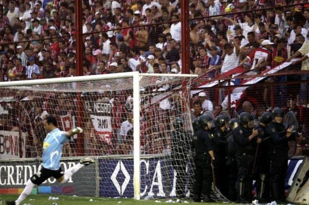 Αργεντινή: Νέος θάνατος σε επεισόδια με χούλιγκαν