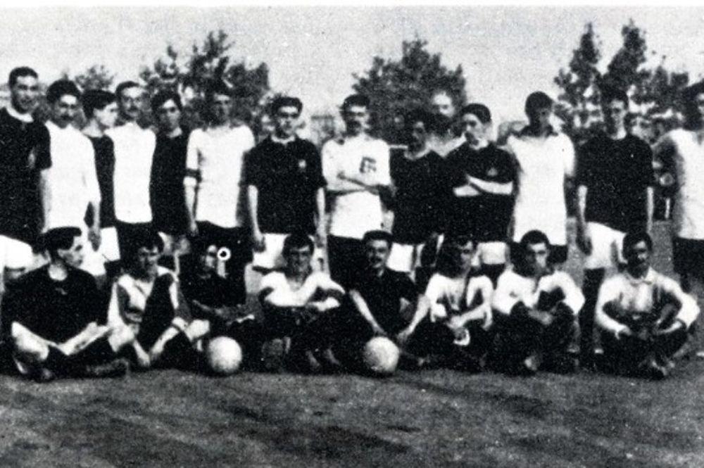Μπαρτσελόνα: 110 χρόνια από το πρώτο διεθνές ματς
