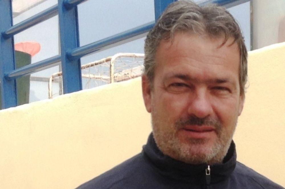 Αστέρας Βάρης: «Προπονητής μας ο Θανέλλας»