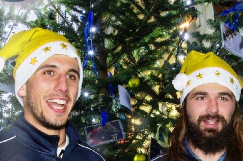 Αστέρας Τρίπολης: Το χριστουγεννιάτικο ηλεκτρονικό περιοδικό (photos)