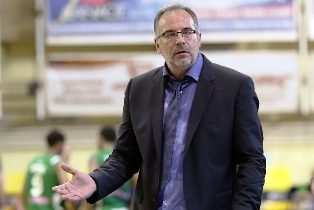 Σκουρτόπουλος: «Αντιμετωπίζουμε με σεβασμό την ΑΕΚ»