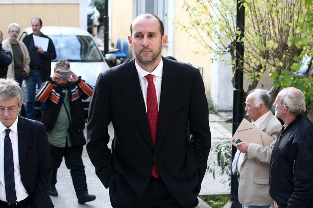 Π. Αγγελόπουλος: «Άλλο το αγωνιστικό και άλλα αυτά που γίνονται εκτός»