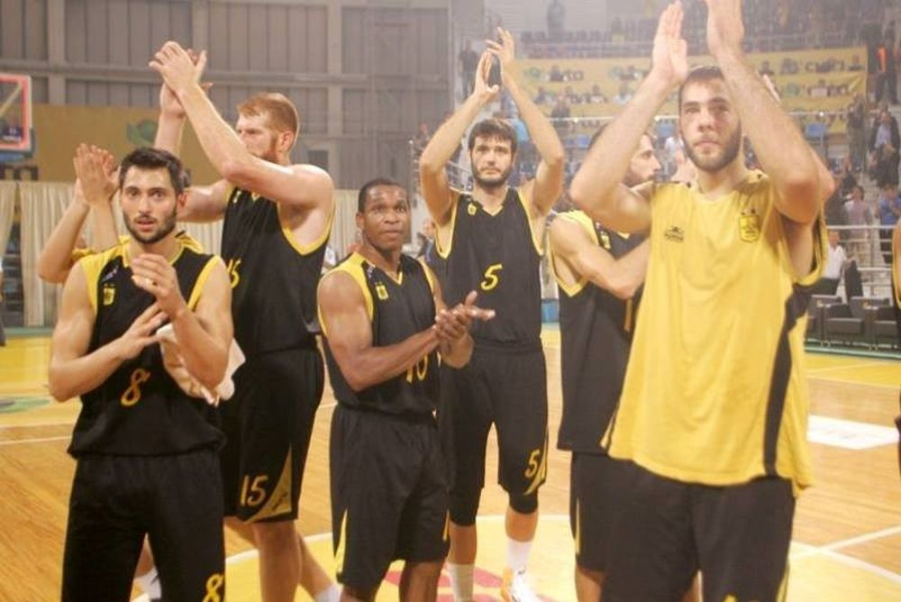 Basket League: Άρης - Τρίκαλα BC 91-60