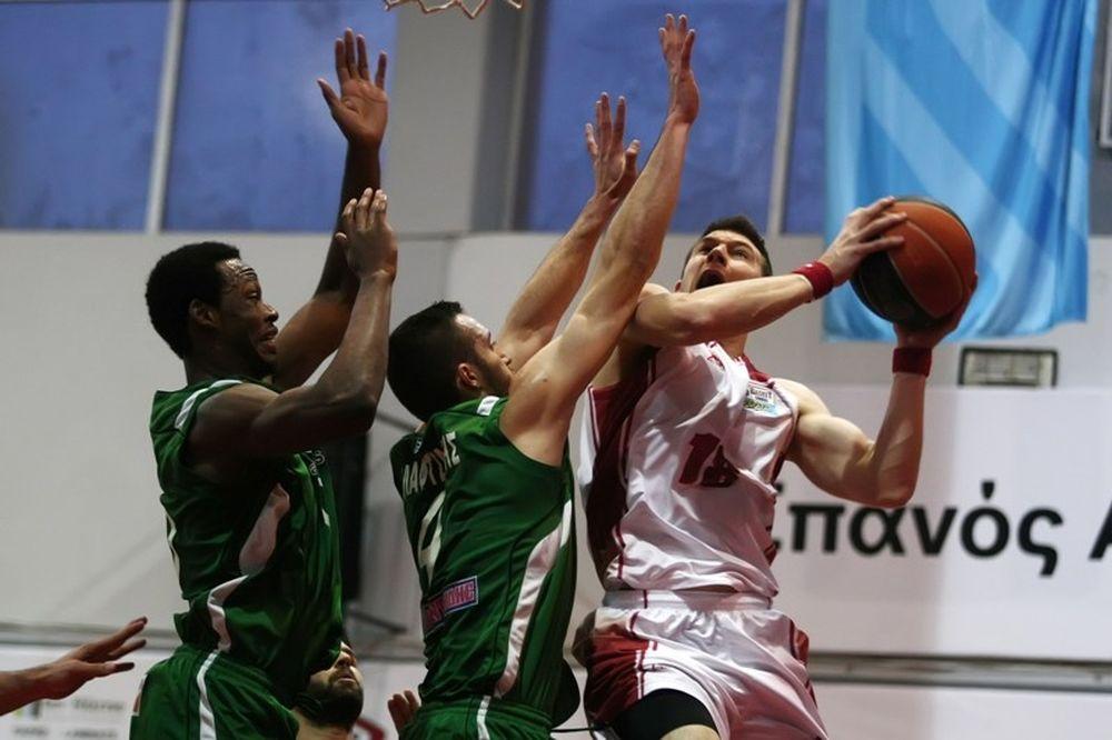 Basket League: Κηφισιά - ΚΑΟΔ 78-79 (photos)
