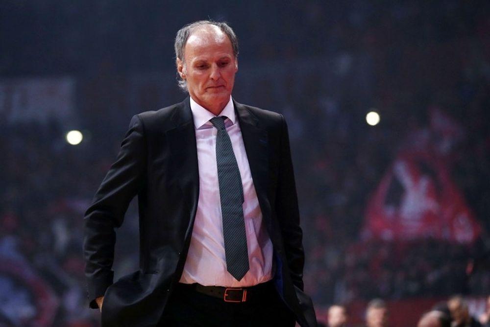 Ιβάνοβιτς: «Δεν παίξαμε μπάσκετ στο τρίτο δεκάλεπτο»
