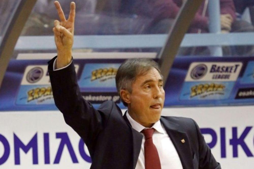 Αλεξανδρής: «Θα πετύχουμε το στόχο της παραμονή»
