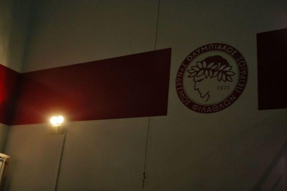 Ολυμπιακός – Φοίνικας Σύρου: Black out και διακοπή! (photos)