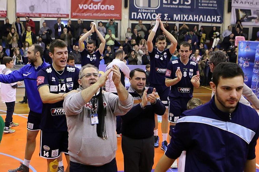 Εθνικός Αλεξανδρούπολης – Παναθηναϊκός 3-0 (photos)
