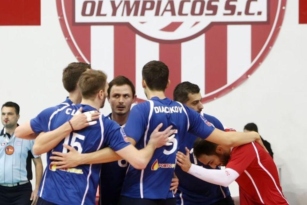 Ολυμπιακός – Φοίνικας Σύρου 3-1 (photos)