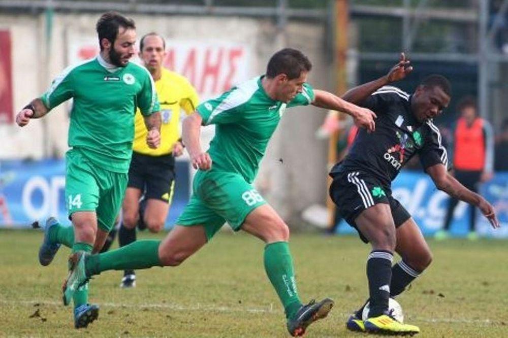 Σαμουηλίδης: «Σταθερότητα και στα εκτός έδρας  παιχνίδια»