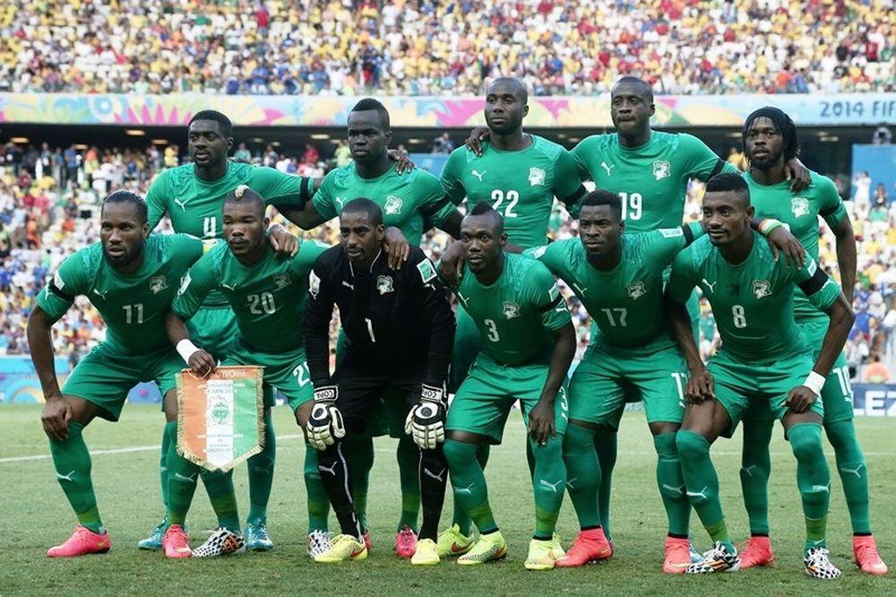 Copa Africa: Η αποστολή της Ακτής Ελεφαντοστού